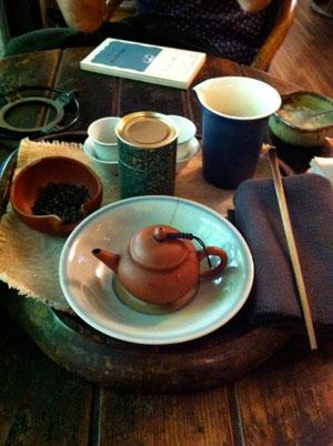 紫藤廬,ツートンルー,茶藝館,茶芸館,台北