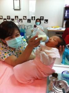 最高♥ 産後の施設「月子中心」レポート