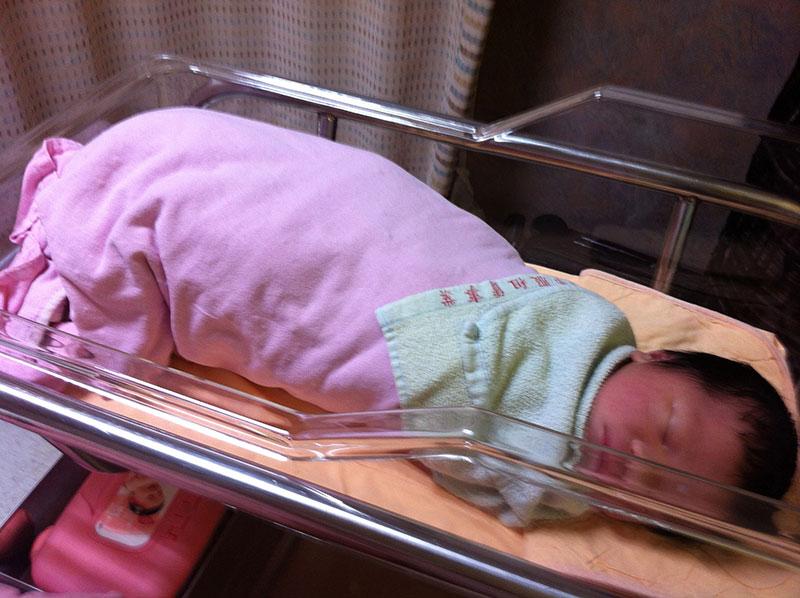 台安病院,出産レポート,入院,海外出産,海外妊娠生活