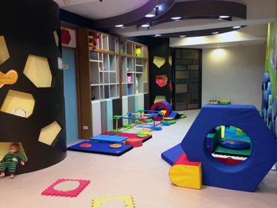 台湾のおもちゃメーカーが運営する遊び場「Weplay親子館」