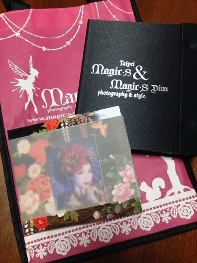 Magic-s変身写真館,台湾,台北