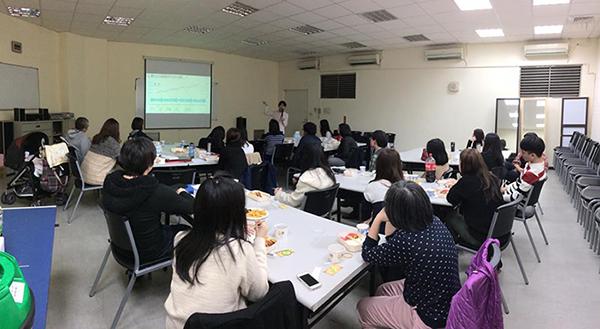 田中系統顧問の2014年度全体会議