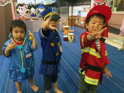 台湾台北,児童館,親子館,Bearsworld,貝兒絲樂園