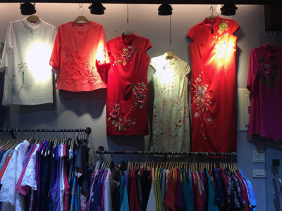 五分埔商圏,アクセス,台湾最大の服飾卸売マーケット,おすすめ,行き方