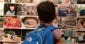 川島小鳥,台北写真展,誠品,明星