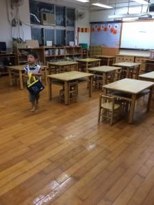 夜市,台湾土産,名前シール,幼稚園
