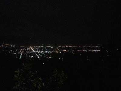 夜景がとてもきれいです