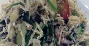 台湾郷土料理,天母,塗姆埔里小吃,ビーフン,ビンロウの花,檳榔
