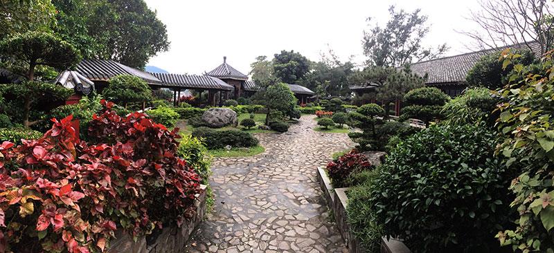 台湾らしいフォトジェニックな景色に癒される、淡水「淡江大学」