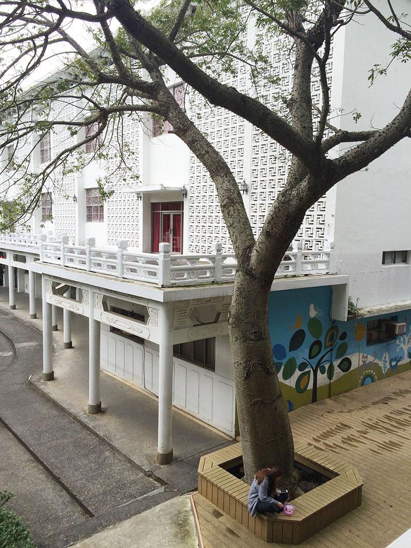 淡江大学,淡水,おすすめスポット,台北,デート,台湾,ビューポイント