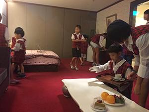 台湾,キッザニア,BabyBoss,京華城
