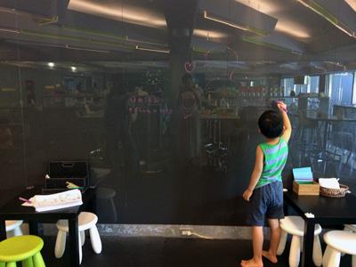 台北,親子カフェ,キッズカフェ,台北市立美術館,芸術館