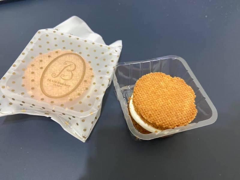 la vie bonbonのパイナップルケーキ