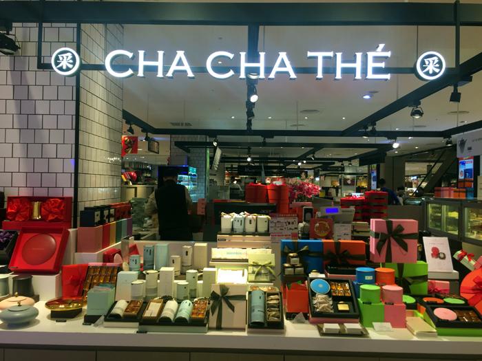 CHACHATHE信義三越店