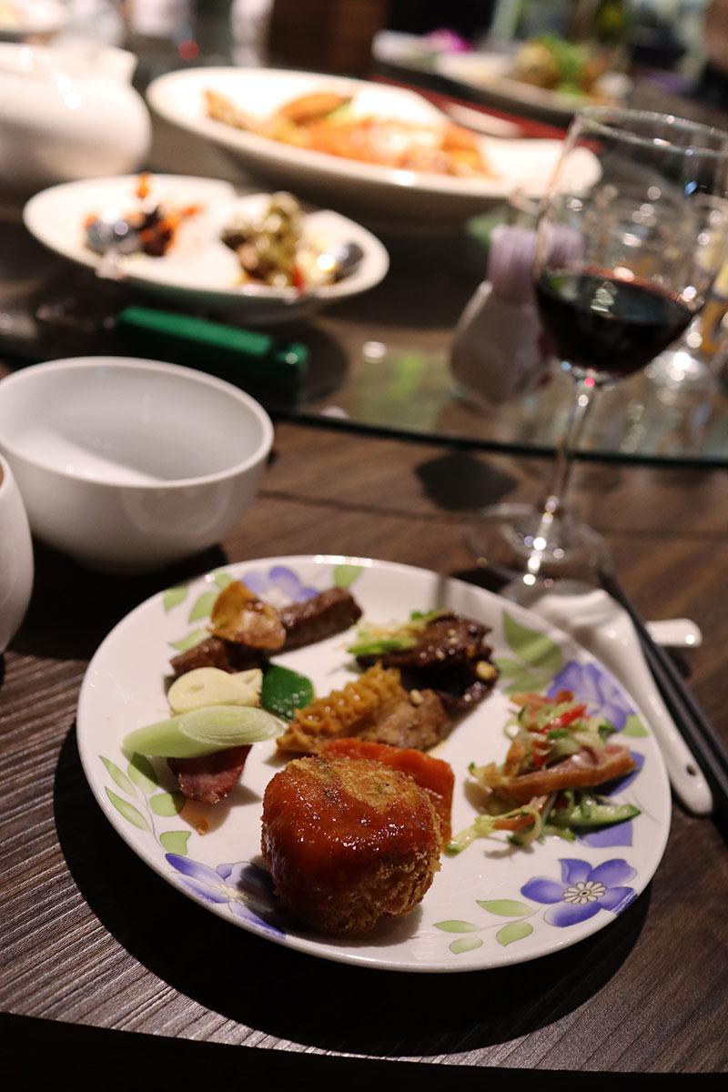 台湾料理,台北,ランチ,子連れ,中山,林森,善導寺,款待