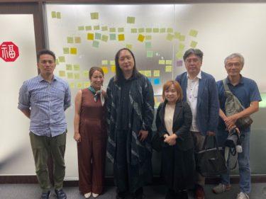Yahoo!ニュース特集で、台湾のデジタル大臣オードリー・タンさんをインタビューさせていただきました。