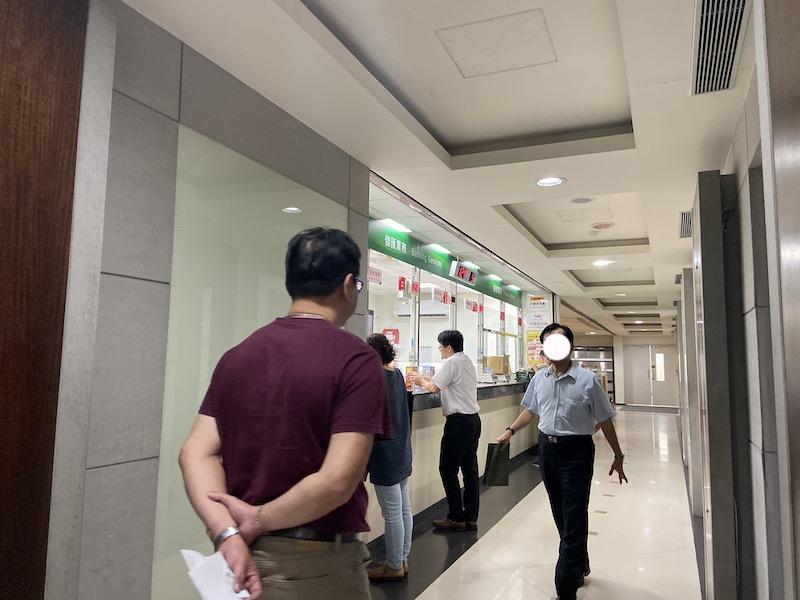 台湾デジタル大臣オードリー・タンさんについての書籍出版,行政院購買部,福利社,アクセス,行き方