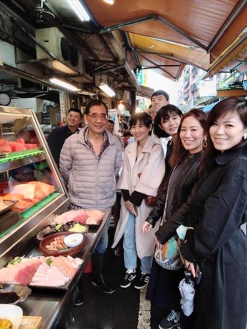 濱江市場,林敬堯,上乘海鮮,濱江雞肉,豊賀大酒家,宅涮涮鍋