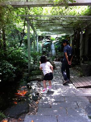 紫藤廬 ツートンルー 茶藝館 茶芸館 台北