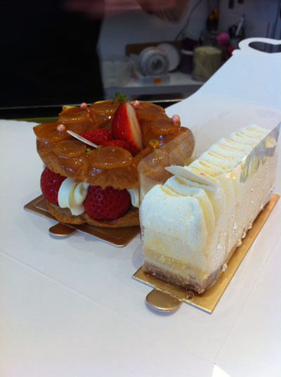 スイーツ,ケーキ,洋菓子,永康街,金華街,大安,patisserie La Douceur,品悦糖
