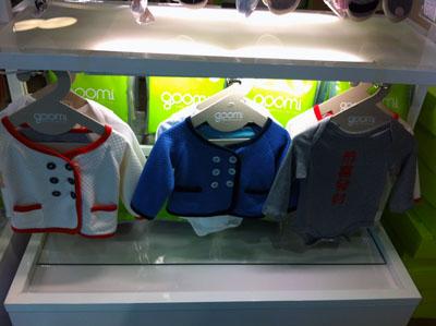 goomi kids,台湾,ベビー,キッズ,服,ウェア