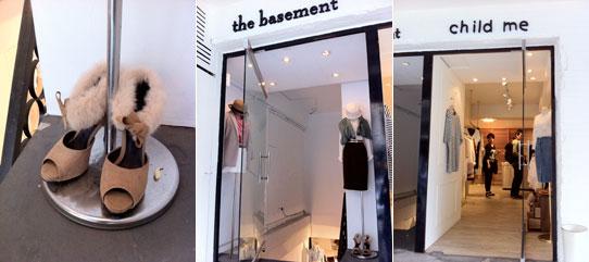 台北東区 childme the basement